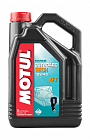 Масло моторное Motul Outboard Tech 4T 10W40, Technosynthese (5 л)
