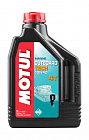 Масло моторное Motul Outboard Tech 4T 10W40, Technosynthese (2 л)